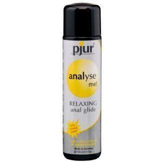 lubricante silicona anal pjur 100 ml de venta en el sexshop onlibne de santu