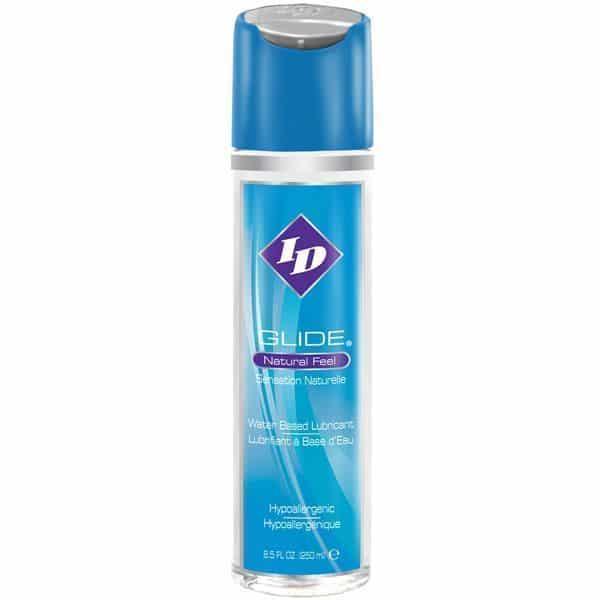 lubricante sexual base agua ID 250 ml de venta en el Sexshop Online de Santu
