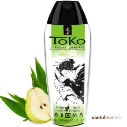 lubricante natural shunga toko aroma pera y té verde sex shop online y tienda erótica