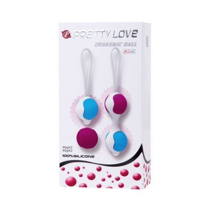 bolas chinas precio exclusivo pretty love imagen de la caja que contine las bolas de venta en el sexshop online de santu
