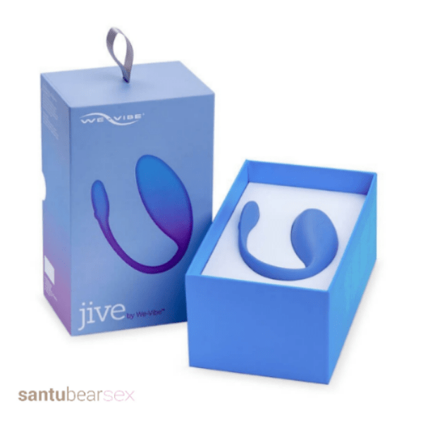 vibrador para parejas Jive de la marca We Vibe de venta en el sexshop online de santu