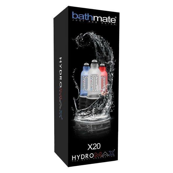 bomba de vacío hydromax 5 bathmate caja de varios colores